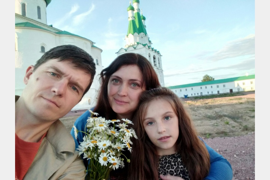 В День семьи, любви и верности в Смоленске проходит онлайн-акция