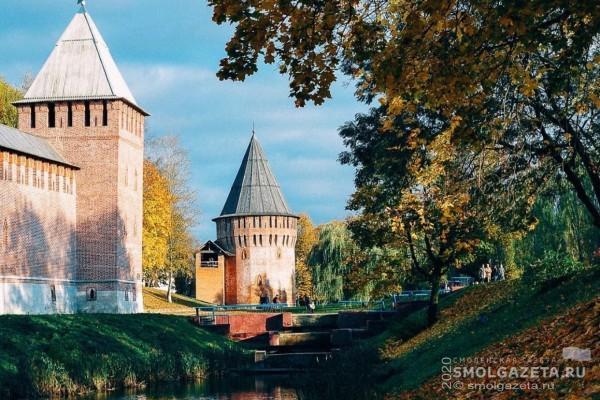 Смоленск вновь может стать лучшим городом России